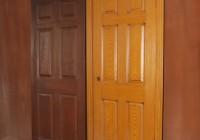 Panel Kapı Boya