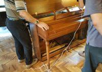 Piyano Boyama